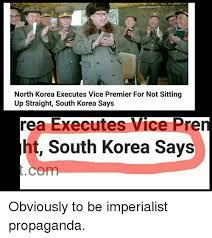 North Korea South Korea Meme - 25 best memes about north korea north korea memes