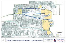 Property Value Map City Of Killeen Tx Boards U0026 Commissions