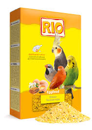 rio egg food for all types of birds