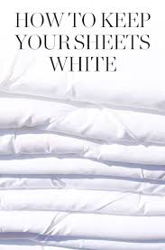 How Often Should You Wash Your Bedding Best 25 Cleaning White Sheets Ideas On Pinterest White Sheets