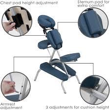 amazon com earthlite vortex portable massage chair package