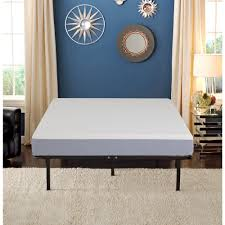 Bed Frame For Memory Foam Mattress Memory Foam Queen Mattresses Bedroom Furniture The Home Depot