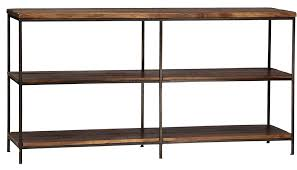 console table tv stand metal and wood open shelf tv stand console altar console tables
