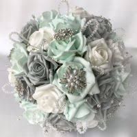 mint wedding decorations mint green gray wedding colors summerwedding from top left