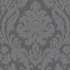 wallpaper with glitter effect fine décor sparkle soft grey ornamental damask glitter effect