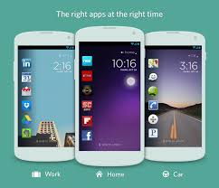 Android Home Cover App Contextualizes Your Android Home Screen Technabob