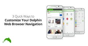 all tabs android browser 3 ways to customize your dolphin web browser navigation dolphin