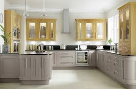 lewis kitchen furniture cooke lewis carisbrooke taupe framed diy at b q