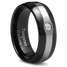 modern wedding rings for men black and pink wedding rings for men black diamond and pink