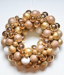 diy ornament wreath mish mash of