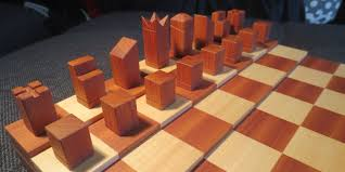 Diy Chess Set how to make a simple yet sophisticated chess set