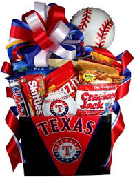 Snack Baskets Rangers Snack Basket