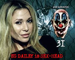 80 u0027s and voice actor e g daily joins rob zombie u0027s u002731 u0027