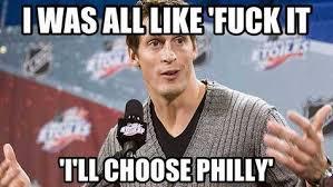 Flyers Meme - ilya bryzgalov jokes stuff i miss about the philadelphia flyers