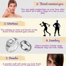makeover tips makeover tips for men visual ly