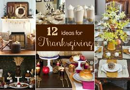 thanksgiving roundup 12 stylish ideas celebrations at home