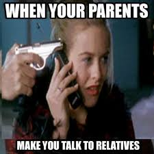 Dirty Talk Memes - meme when your parents