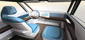 volkswagen concept van interior carnichiwa volkswagen budd e concept u2013 electric u201cmicrobus