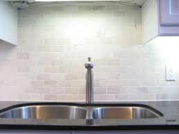 tumbled marble subway tile backsplash backsplash amys office