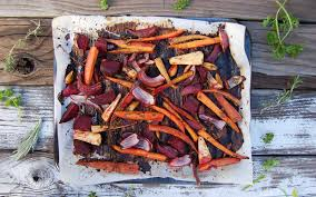 How Long To Roast Root Vegetables In Oven - how to make the perfect roasted vegetables for the holidays one