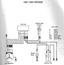 yamaha blaster ignition wiring diagram yamaha wiring diagrams