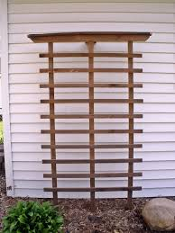 backyard trellis art project home information guru com