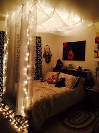 bedroom decorative string lights for bedroom how to hang