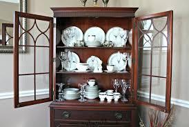 white china cabinet walmart arrangement ideas old