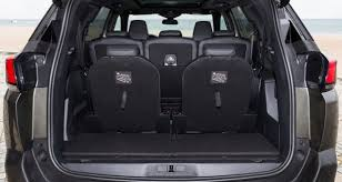 peugeot 5008 dimensions switch to suv shape gives peugeot 5008 the upper hand