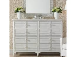 Cottage Style Furniture by Stanley Furniture Cypress Grove Cottage Style Dresser With Mirror