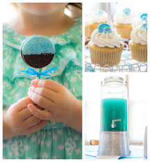 shower ideas and cupcakes that are cute as a button