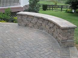 Stone Paver Patio Ideas by Patio Paver Stone Paving Stone Degeneration Patios Using Paving