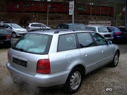 1997 a4 audi 1997 audi a4 avant 2 8 automatic related infomation specifications