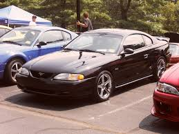 All Black Mustang 5 0 My 2013 Deep Impact Blue Gt The Mustang Source Ford Mustang Forums