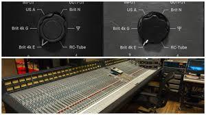 Studio Mixing Desks by Blog Making Digital Sound Analog The Best Of Both Worlds