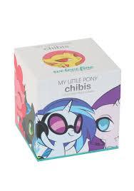 my little pony flutterbat chibi vinyl figure