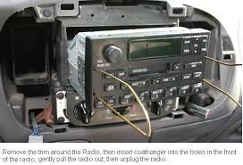 2007 ford focus radio f150 radio display problems flickering or blank f150online forums