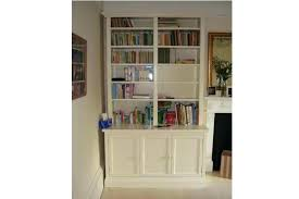 Bookcase Plans With Doors Bookcase Design Plans Wall To Wall Bookcases Plans From Built In
