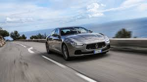 2017 Maserati Ghibli Pricing For Sale Edmunds