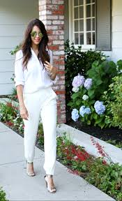all white casual all white dressy casual giveaway the in the yellow