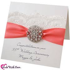 35 wedding anniversary 35th wedding anniversary coral is coming up things i need for