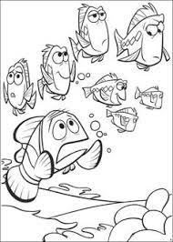 finding nemo coloring pages bing images ann u0027s coloring pages