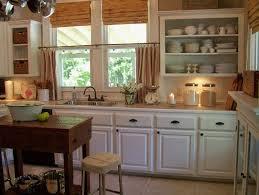 Kitchen Cabinet Curtains Kitchen Room Best Cherry Kitchen Cabinets Design Ideas Brown