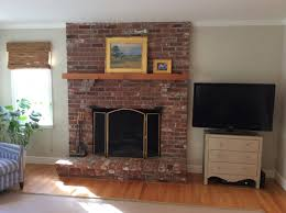 charm fireplace makeover along with coastal mantel decor fireplace