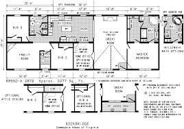 Mobile Home Floor Plans by Modular Homes Lynchburg Va Manufactured Homes Blackstone