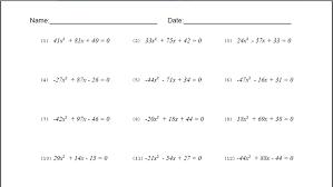 equation worksheets worksheets