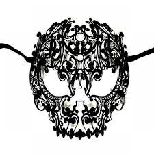 mardi gras skull mask buy skull laser cut metal mask masquerade mask online