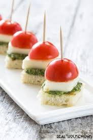 canap ap o simple and easy baby shower food ideas dessert inspirations