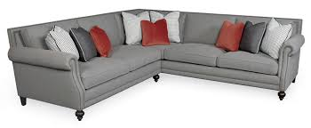 bernhardt brae sectional sofa b6893 b6842 barns pinterest