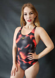 shiny swimsuit black volcanic speedo swimsuit shiny lycra spandex swimming